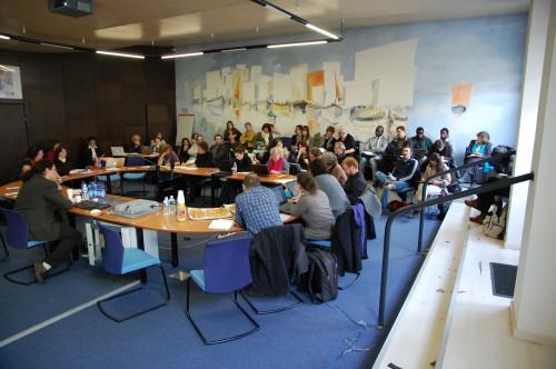"""Premier atelier de travail du groupe """"Ethique et droit"""" à Aix-en-Provence le 30 novembre 2011"""